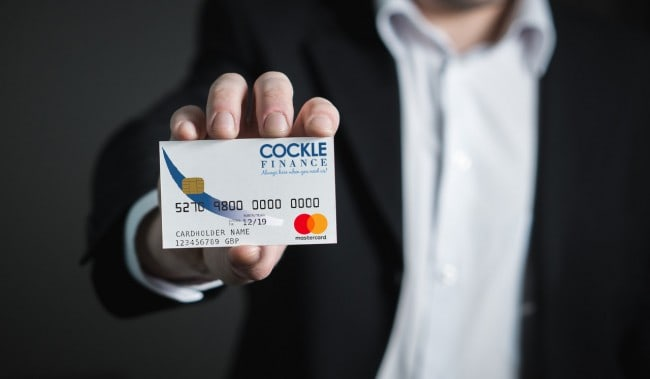 Cockle Finance Credit Card
